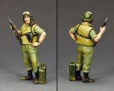 VN074 Standing Armoured Crew NCO PRE ORDER