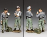 WH089 Dismounted Assault Gun Crew #1