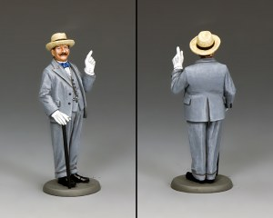 WoD060 M. Hercule Poirot