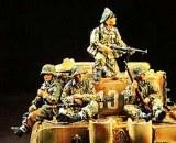 WS031 German Tank Riders RETIRE