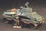 WS032A-C SDKFZ 231 8-Wheel Armoured Car Set RETIRE