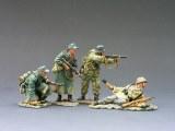 WS063 GERMAN ARMY THE DEFENDERS RETIRE