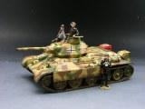 WS098 German T34 RETIRE SANS BOITE ORIGINALE