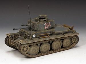 WS224-3 PzKpfw 38 (T) #204 LE100 RETIRE - Sans boite d'origine
