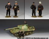 WS342 STANDING TIGER CREWMAN