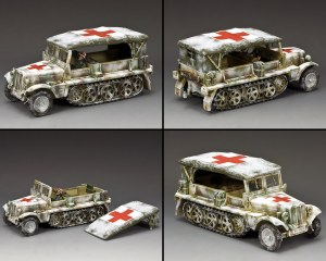 WS350 Demag Ambulance (Winter Version)