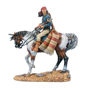 FL WW022 US Cavalry Indian Scout PRE ORDER