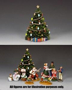 XM017-01 Christmas Tree w/ Christmas Present