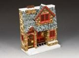 XM019-02 Santa's Christmas Cottage