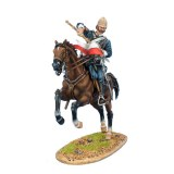 ZUL031 British 17th Lancers Sergeant