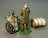 British Mechanic and Oil Cart
