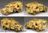 AK052 FunkKraftwagen Afrika Korps RETIRED