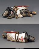MK122 Wounded Crusader Knight RETIRED