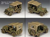 RA030 -Lend-Lease Russian Jeep RETIRED