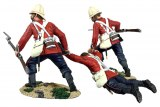 "WB 20177 - ""Rescue"" British 24th Foot Dragging Comerade No.1"