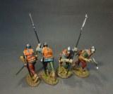 Lancastrian Billmen