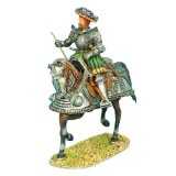 German Landsknecht Mounted Colonel