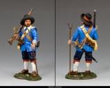 PnM019B Standing Musketeer