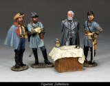 Robt .E. Lee & His Generals