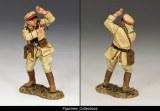 German Officer w/ Pistol