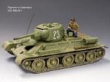 RA025-1 Soviet T34/76 (#23) RETIRED