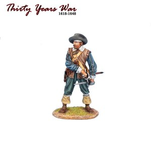 TYW018 Spanish Tercio Musketeer without Musket