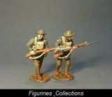 2 Infantry Advancing