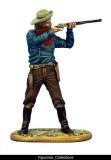 Gunfighter Firing Rifle