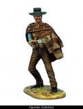 FL WW006 Gunfighter in Poncho with Pistol