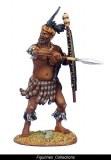iNgobamakhosi Zulu Warrior Chief PRE ORDER D
