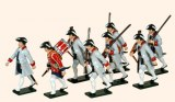 French Infantry La Reine Regiment