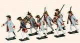 French Infantry Guyenne Regiment