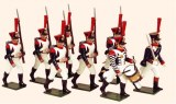 French Line Grenadiers Infantry