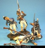 Scott s Brigade, Wounded Figures