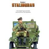 FL RUSSTAL038 Russian Infantry Major - Jeep Passenger/Tank Rider