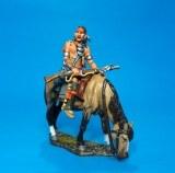 Mounted Woodland Indian