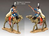 NE028 Camel Cavalier w/ Musket PROMO