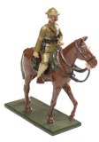 WWI Mounted US Officer