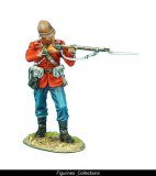 British 24th Foot Standing Firing Variant #1 PRE ORDER