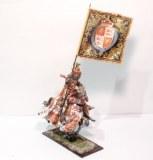 AE 6354.2 Sir John Talbot w/Flag