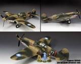 """AF045 The Flying Tigers P40"""""""