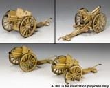 AL088 Turkish 70mm Field Gun