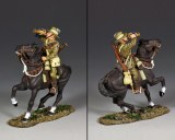 AL095 Australian Light Horse Bugler