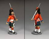 CE036 Black Watch Sergeant (marching) PRE ORDER