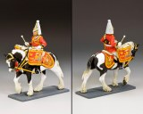 CE072 The Life Guards Drum Horse HECTOR - PRE ORDER