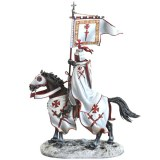 FL CRU117 Teutonic Livonian Brothers of the Sword Standard Bearer