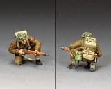 DD344 Crouching Rifleman' w/No base