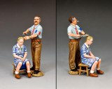 DD351 The Barber & His Victim