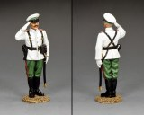 FW235 Standing Officer Saluting PRE ORDER