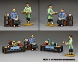 HK299M The Opium Merchant & Maid ( Matt) PRE ORDER